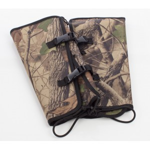 Snakebite Resistant Gaiters - Camouflage