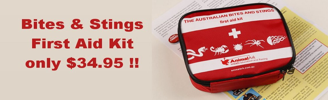 Bits & Stings First Aid Kit